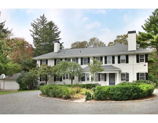Casa Unifamiliar por un Venta en 7 Dexter Street 7 Dexter Street Dedham, Massachusetts 02026 Estados Unidos