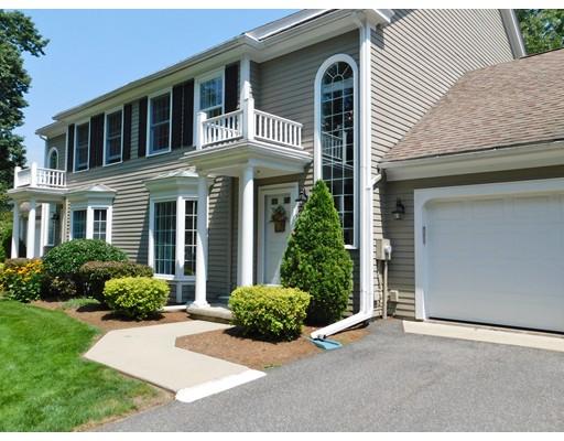 共管式独立产权公寓 为 销售 在 16 Windpath W 16 Windpath W West Springfield, 马萨诸塞州 01089 美国