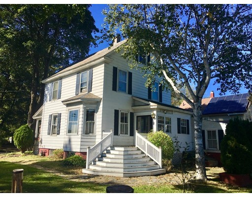 Single Family Home for Sale at 65 Beech Street 65 Beech Street Greenfield, Massachusetts 01301 United States