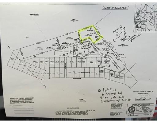 Land for Sale at Albano Drive Albano Drive Blandford, Massachusetts 01008 United States