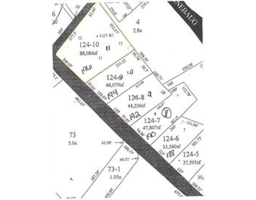 Additional photo for property listing at 196 Southbridge rd Lot 11  Dudley, Massachusetts 01571 Estados Unidos
