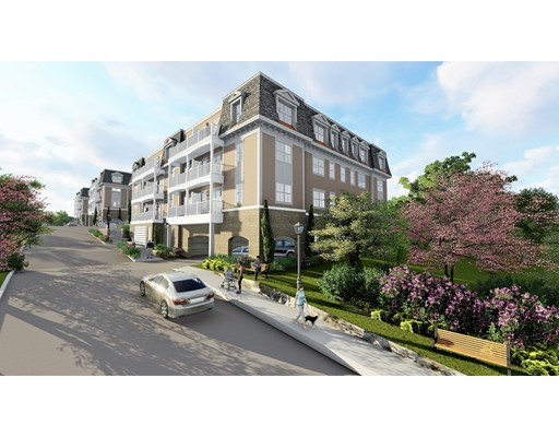 شقة بعمارة للـ Sale في 441 Essex Street #203 441 Essex Street #203 Swampscott, Massachusetts 01907 United States
