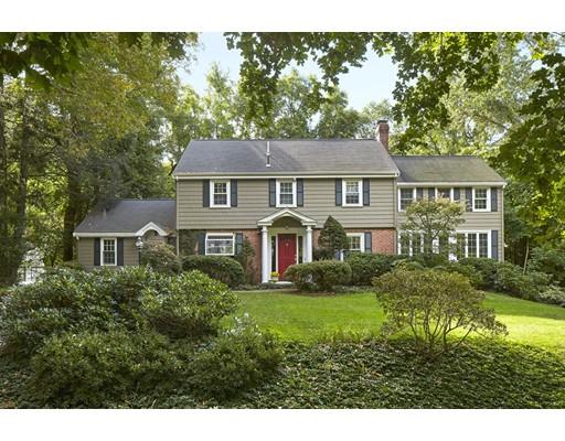 Einfamilienhaus für Verkauf beim 12 Sabrina Road 12 Sabrina Road Wellesley, Massachusetts 02482 Vereinigte Staaten