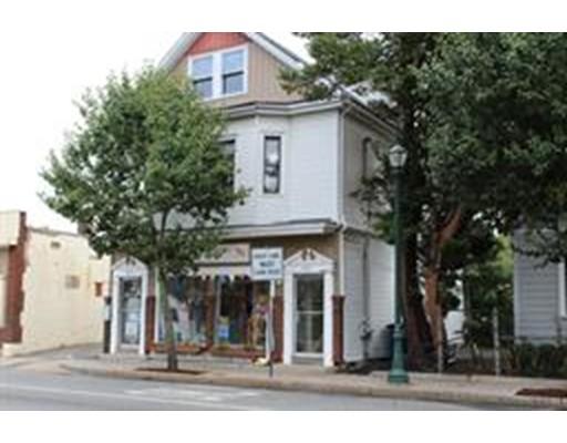 Многосемейный дом для того Продажа на 352 Washington Street 352 Washington Street Braintree, Массачусетс 02184 Соединенные Штаты