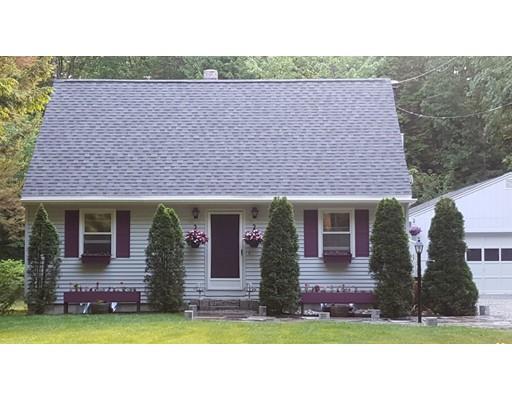 Maison unifamiliale pour l Vente à 34 Thayer Road 34 Thayer Road Rindge, New Hampshire 03461 États-Unis