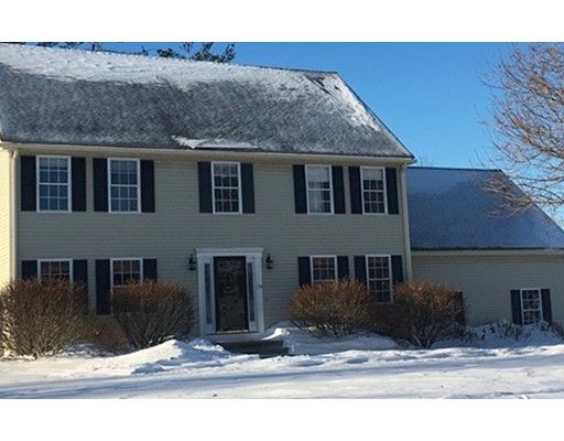 Single Family Home for Sale at 34 Russell's Way 34 Russell's Way Westford, Massachusetts 01886 United States