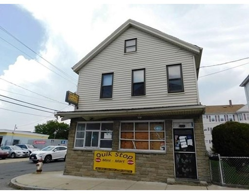 Single Family Home for Sale at 82 William Street 82 William Street Fall River, Massachusetts 02721 United States