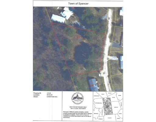 Land for Sale at 2 Roys Spencer, Massachusetts 01562 United States