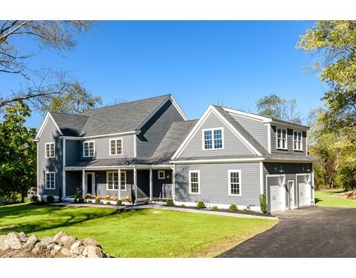 واحد منزل الأسرة للـ Sale في 201 Virginia Road 201 Virginia Road Concord, Massachusetts 01742 United States