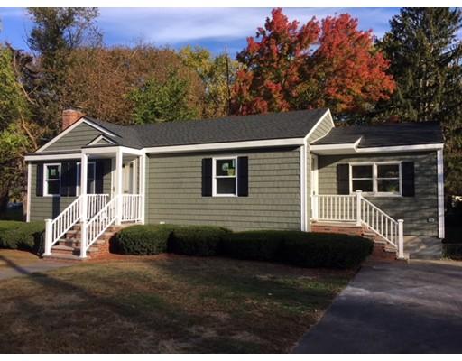 واحد منزل الأسرة للـ Sale في 46 RAVENSWOOD ROAD 46 RAVENSWOOD ROAD Waltham, Massachusetts 02453 United States