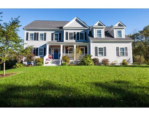 Single Family Home for Sale at 121 Everett Street 121 Everett Street Natick, Massachusetts 01760 United States