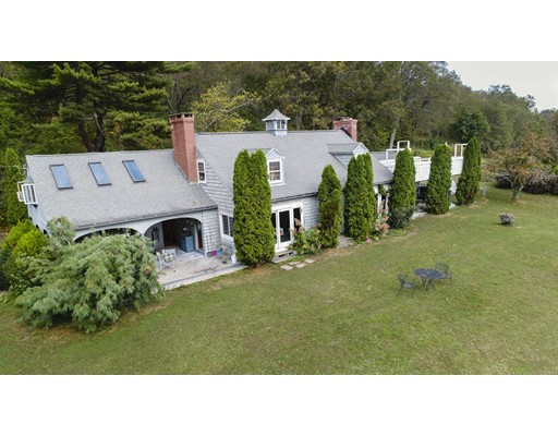 Single Family Home for Sale at 138 Mountain Road 138 Mountain Road Hampden, Massachusetts 01036 United States