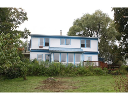 Single Family Home for Sale at 801 North Poland Road 801 North Poland Road Conway, Massachusetts 01341 United States