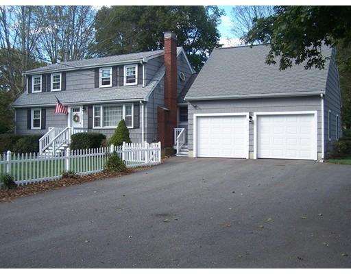 独户住宅 为 销售 在 35 Prospect Street West Bridgewater, 02379 美国