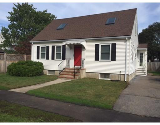 独户住宅 为 出租 在 60 Grandfield Street 60 Grandfield Street 戴德姆, 马萨诸塞州 02026 美国