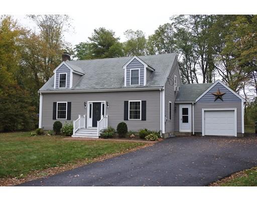Частный односемейный дом для того Продажа на 322 South Main Street 322 South Main Street Hopedale, Массачусетс 01747 Соединенные Штаты
