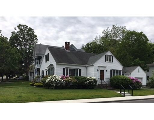 Single Family Home for Sale at 132 Prescott Street 132 Prescott Street Clinton, Massachusetts 01510 United States