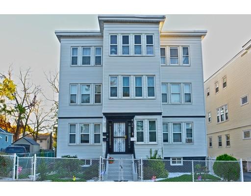 Vivienda multifamiliar por un Venta en 48 Selden Street 48 Selden Street Boston, Massachusetts 02124 Estados Unidos