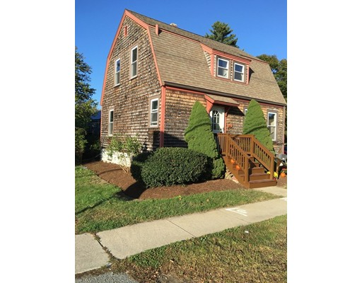 Single Family Home for Sale at 215 Temple Street 215 Temple Street Whitman, Massachusetts 02382 United States