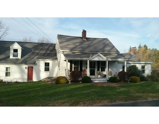 Single Family Home for Sale at 139 Cote Road 139 Cote Road Monson, Massachusetts 01057 United States