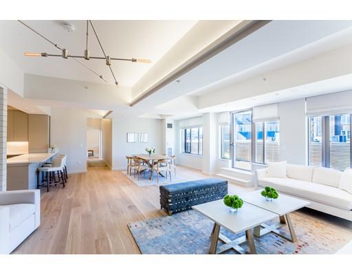 Condominium for Sale at 1313 WASHINGTON STREET #513-514 1313 WASHINGTON STREET #513-514 Boston, Massachusetts 02118 United States