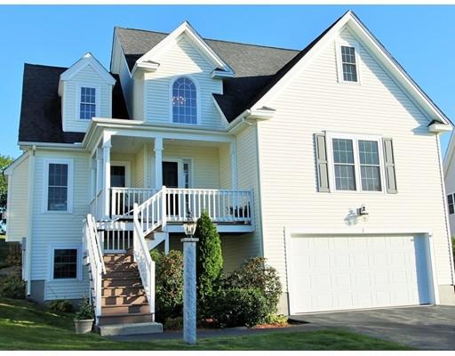 Condominio por un Venta en 7 S Parrish Drive 7 S Parrish Drive Londonderry, Nueva Hampshire 03053 Estados Unidos