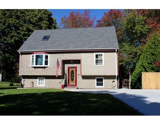 واحد منزل الأسرة للـ Sale في 6 Jill Court 6 Jill Court East Providence, Rhode Island 02915 United States