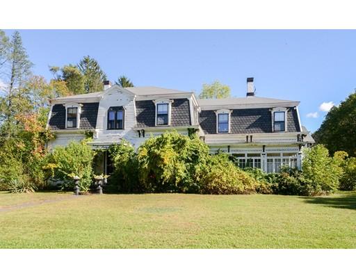 Частный односемейный дом для того Продажа на 263 Providence Road 263 Providence Road Grafton, Массачусетс 01560 Соединенные Штаты