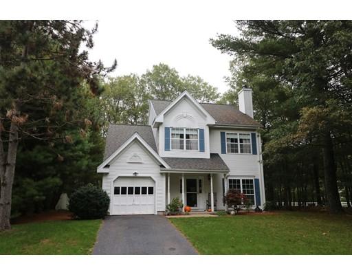 Частный односемейный дом для того Продажа на 2 Clapp Drive 2 Clapp Drive Foxboro, Массачусетс 02035 Соединенные Штаты