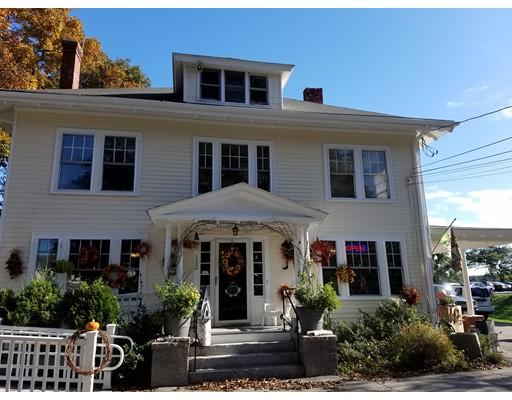 Comercial por un Alquiler en 122 S. Main Street 122 S. Main Street Middleton, Massachusetts 01949 Estados Unidos