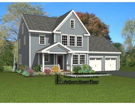 Single Family Home for Sale at 1 Nashua Drive Extension 1 Nashua Drive Extension Ayer, Massachusetts 01432 United States