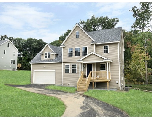 Single Family Home for Sale at 3 Nashua Drive Extension 3 Nashua Drive Extension Ayer, Massachusetts 01432 United States