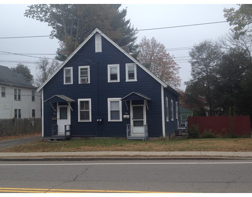 Single Family Home for Rent at 102 Central 102 Central Hudson, Massachusetts 01749 United States