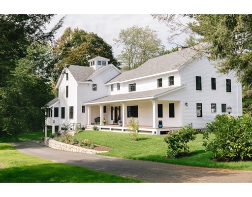Single Family Home for Sale at 112 North Road 112 North Road Bedford, Massachusetts 01730 United States