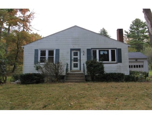 Single Family Home for Sale at 5 Long Hill Road 5 Long Hill Road Holland, Massachusetts 01521 United States