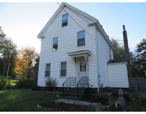 Частный односемейный дом для того Продажа на 22 S.High street 22 S.High street Ashburnham, Массачусетс 01430 Соединенные Штаты