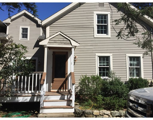 Single Family Home for Rent at 51 Pound Street 51 Pound Street Medfield, Massachusetts 02052 United States