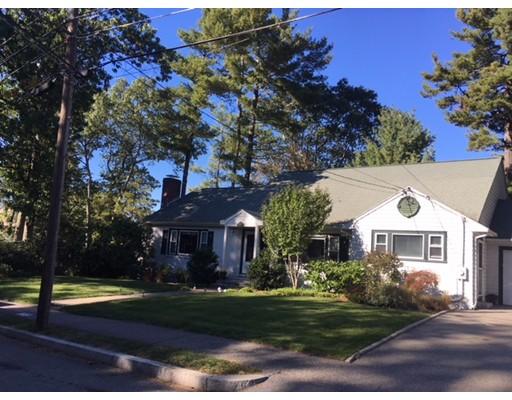 独户住宅 为 销售 在 105 Pine Ridge Road 牛顿, 马萨诸塞州 02468 美国