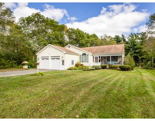 Частный односемейный дом для того Продажа на 568 Washington Street 568 Washington Street East Bridgewater, Массачусетс 02333 Соединенные Штаты