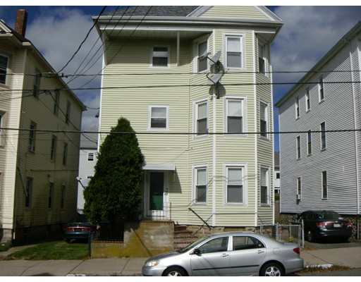Single Family Home for Rent at 163 David Street 163 David Street New Bedford, Massachusetts 02740 United States