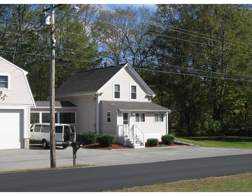 Single Family Home for Rent at 37 Central Street 37 Central Street Newbury, Massachusetts 01922 United States