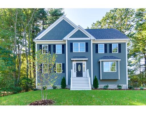 Частный односемейный дом для того Продажа на 17 Hilltop Drive 17 Hilltop Drive Burlington, Массачусетс 01803 Соединенные Штаты
