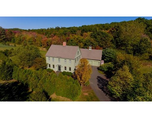 Casa Unifamiliar por un Venta en 275 Leverett Road 275 Leverett Road Amherst, Massachusetts 01002 Estados Unidos