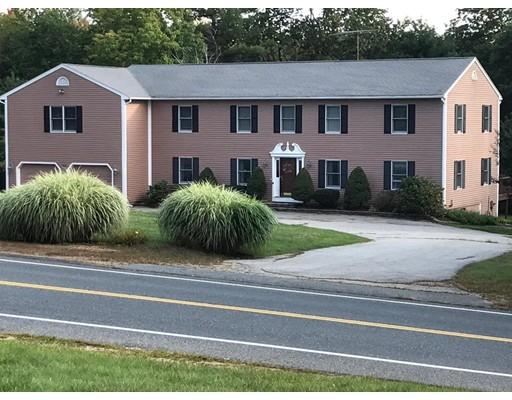 Частный односемейный дом для того Продажа на 263 West Street 263 West Street Paxton, Массачусетс 01612 Соединенные Штаты