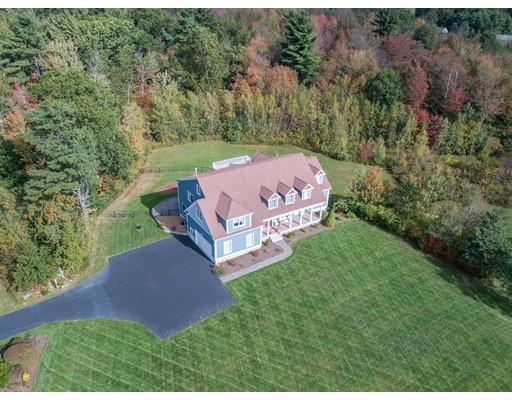 Частный односемейный дом для того Продажа на 35 Forestdale Road 35 Forestdale Road Paxton, Массачусетс 01612 Соединенные Штаты