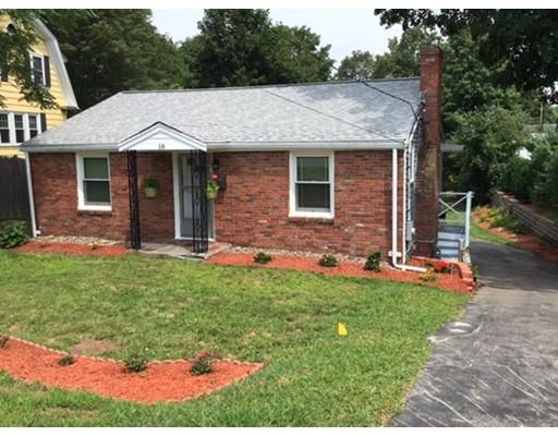 واحد منزل الأسرة للـ Rent في 18 Elm Street 18 Elm Street Dedham, Massachusetts 02026 United States