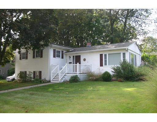 واحد منزل الأسرة للـ Sale في 186 West Meadowview 186 West Meadowview Holyoke, Massachusetts 01040 United States