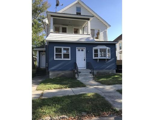 Частный односемейный дом для того Аренда на 109 Davenport Street 109 Davenport Street Chicopee, Массачусетс 01013 Соединенные Штаты