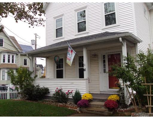 Casa Unifamiliar por un Alquiler en 41 Beach Street Revere, Massachusetts 02151 Estados Unidos