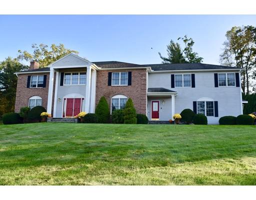 Casa Unifamiliar por un Venta en 36 Cardinal Lane Westfield, Massachusetts 01085 Estados Unidos